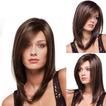 Kanekalon de longitud material solo apto para mujeres peluca