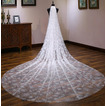 4M moda velo de novia estrellado boda nuevo velo de novia