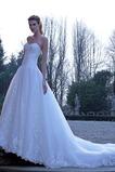 Vestido de novia Sala Otoño largo Sin mangas Formal Escote Corazón