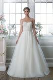 Vestido de novia Colores Otoño Escote Corazón Cola Capilla Sin mangas