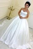 Vestido de novia Sala Espalda Descubierta Manzana Corte-A Escote Corazón