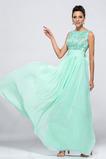 Vestido de noche Elegante primavera Hasta el suelo Arco Acentuado Corte-A