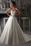 Vestido de novia Corte princesa primavera Clasicos Cristal Cremallera