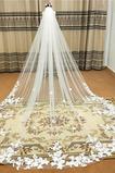 300CM velo de encaje velo de novia velo de novia catedral velo de encaje velo de flores