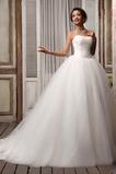 Vestido de novia Pera Capa Multi Formal Espalda Descubierta Sin mangas
