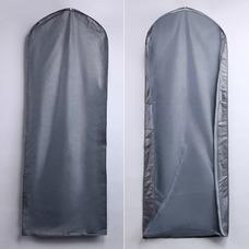 Vestido transparente de Wan plata cubierta polvo bolso vestido polvo grande sistema de vestidos de novia