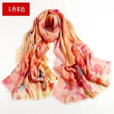 Collar de la bufanda de lana otoño e invierno para mantener a caliente joker mantón de la bufanda larga de manera
