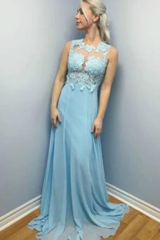 Vestido de fiesta Encaje Encaje Corte-A Verano sexy Natural