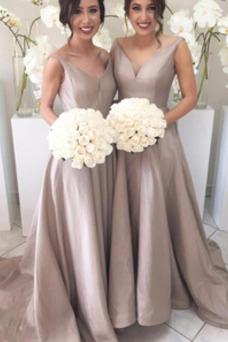 Vestidos de damas de honor online