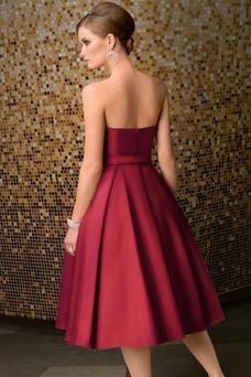 Vestido de madrina Fajas Verano Con Chaqueta Espalda medio descubierto