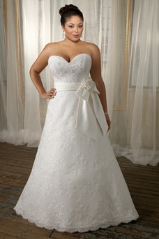 Vestido de novia Elegante gris claro Escote Corazón Espalda medio descubierto
