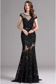 Imagenes de vestidos de noche negros