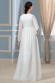 Vestido de novia Tallas grandes Joya Camiseta primavera Fuera de casa