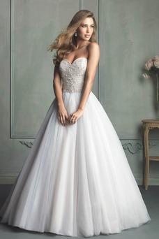 Vestido de novia Clasicos Invierno Escote Corazón Natural Sala Bola
