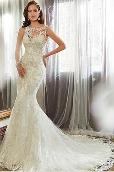Venta de vestidos de novia corte sirena