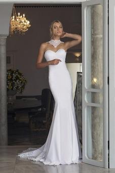 Vestidos novia corte sirena baratos