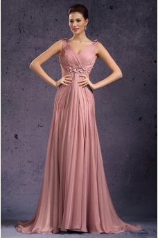 Vestidos de noche en rosa