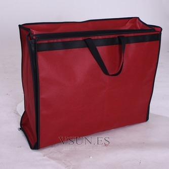 Paquete estéreo portátil exterior Vestido de guardapolvo impresión palabra polvo capilla de bodas - Página 1
