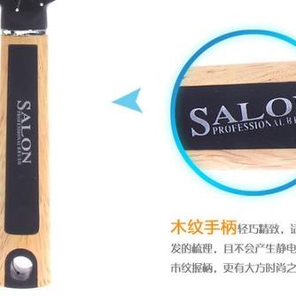 Masaje madera mango plástico negro antiestático salud adorno - Página 4