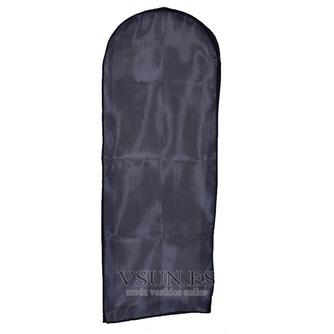 Tapa vestido polvo bolsa Vestido de alta calidad polvo cubierta del grueso negro de no tejido de gasa vestido - Página 3