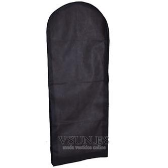 Tapa vestido polvo bolsa Vestido de alta calidad polvo cubierta del grueso negro de no tejido de gasa vestido - Página 1