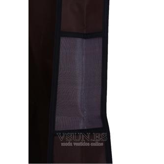 Palabras y la impresión de color de boda vestido de guardapolvo hilado grueso paño impermeable - Página 3