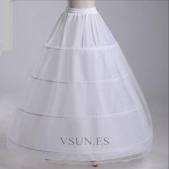Dos paquetes que se extiende de cuatro ruedas diámetro moda boda enagua - Página 2