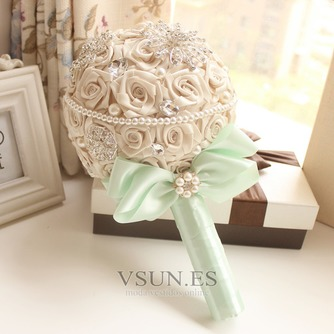 Diamante perla boda foto diseño decoración ideas de la boda con flores - Página 3