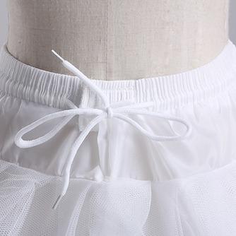 Añada tres ruedas dos paquetes de la enagua de la boda de perímetro - Página 3