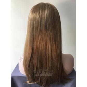 Oblicuo de pera amarillo pony todos adultos 45-50 CM peluca - Página 2