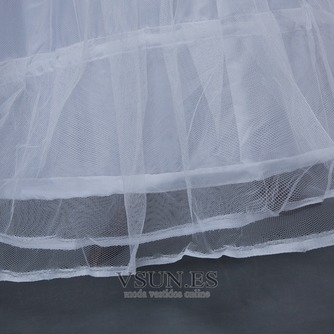 Boda vestido sirena corsé perímetro glamoroso spandex enaguas de boda - Página 4
