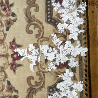 300CM velo de encaje velo de novia velo de novia catedral velo de encaje velo de flores - Página 4