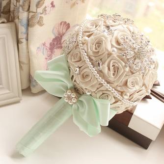 Diamante perla boda foto diseño decoración ideas de la boda con flores - Página 2