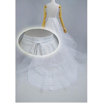 Rueda de elástico en la cintura dos moda que se arrastra la enagua del vestido de novia boda - Página 3