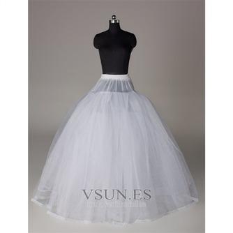 Enagua de la boda vestido de boda de la hilado doble sin marco elegante fuerte red - Página 1