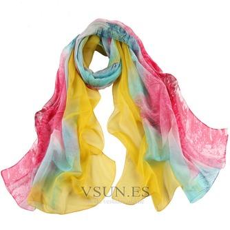 La nueva bufanda de seda de señora caliente medio alto grado - Página 2