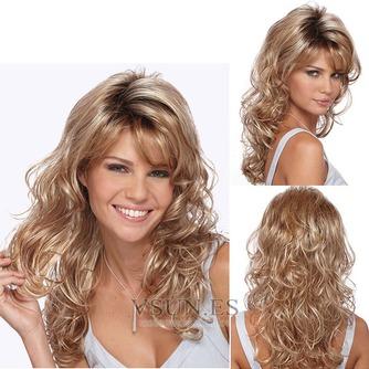Materiales de alta temperatura adecuados para mujeres 45-50 CM peluca - Página 1