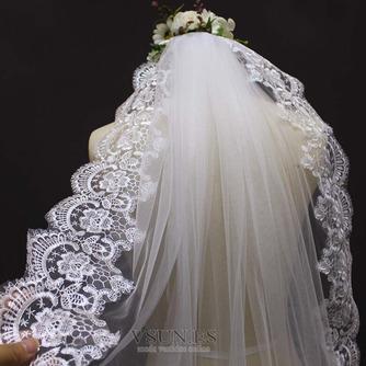 Velo corto nupcial velo blanco velo de novia - Página 2