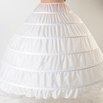 Seis ruedas extendiendo la enagua de la boda del vestido de boda de la cadena - Página 3
