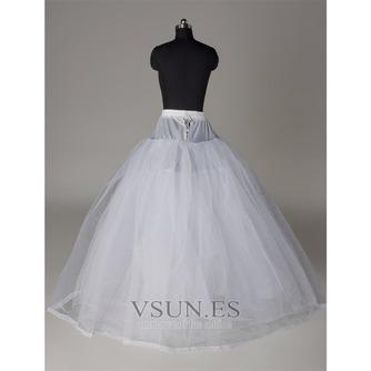 Enagua de la boda vestido de boda de la hilado doble sin marco elegante fuerte red - Página 2