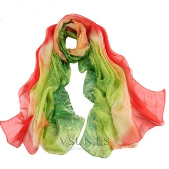 La nueva bufanda de seda de señora caliente medio alto grado - Página 3