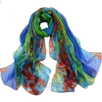 La nueva bufanda de seda de señora caliente medio alto grado - Página 5