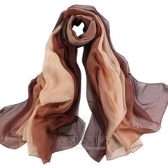 El nueva sombra protector solar impresión largo mantón de la bufanda - Página 7