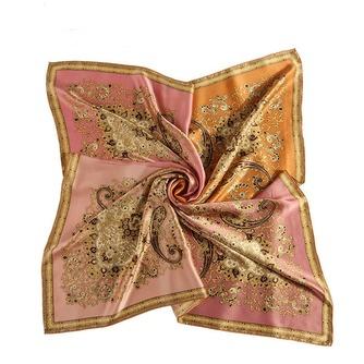 Comodín de moda nacional bufanda cuadrada pañuelo de seda restauración de antiguas formas - Página 3