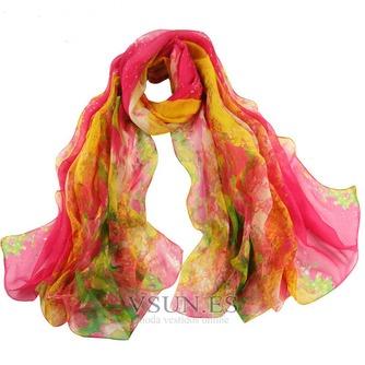 La nueva bufanda de seda de señora caliente medio alto grado - Página 6