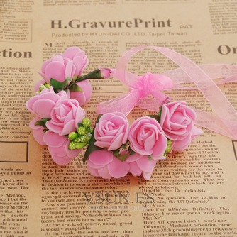 La doble corona de pelo accesorios de fotografía de corona de novia - Página 8