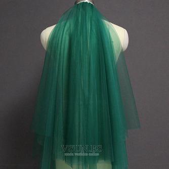 Velo de novia verde velo de novia musulmán velo de cara cubierta 3M - Página 3