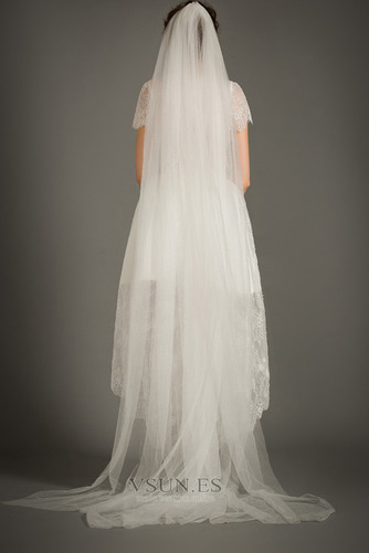 Vestido de novia Cremallera Moderno Asimétrico Dobladillo Camiseta Manga corta - Página 2