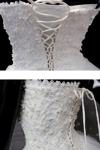 Vestido de novia Corto Asimètrico Natural Cordón Informal Escote Corazón - Página 3