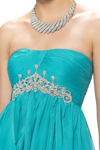 Vestido de fiesta Elegante Gasa Espalda Descubierta Asimètrico Asimétrico Dobladillo - Página 4